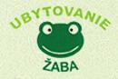 Ubytovanie Žaba logo
